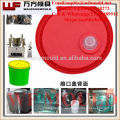 Proveedor de China, producción, molde de tapa de cubo / inyección de plástico, pintura cubo de tapa de cubo / producto casero molde de tapa de cubo