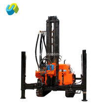Crawler Hydraulic Water Well Geothermal Drilling Rig
