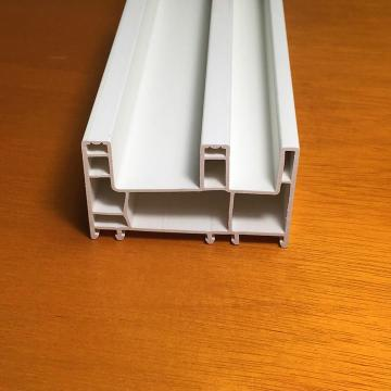 Profil PVC coulissant UPVC Profile pour Windows
