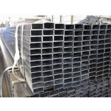 Pre Galvanized Rectangular Steel Pipe and Tube