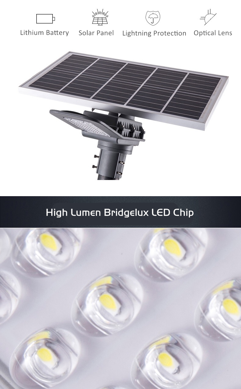 DE-SNF SOLAR LED STREET LIGHTING DELIGHT ECO ENERGY