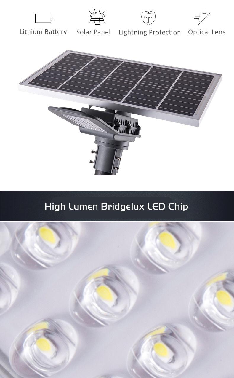 DE-SNF SOLAR LED STREET LIGHTING DELIGHT ECO ENERGY