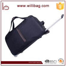 Fornecedor por atacado do saco do trole da bagagem da bagagem do saco do curso da venda por atacado da fábrica