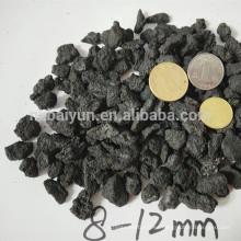 Material de filtro de coque de muestra gratis para tratamiento de agua industrial