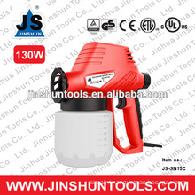 Electric fiber glass spray gun paint sprayer base JS-SN13C130W