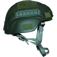 MKST Light Weight NIJ0106.01 Standard IIIA Military Anr Pilot Headset With Ballistic Helmets