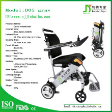 Jbh CE FDA Approved Portable Foldable Electric Wheelchair