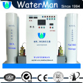 CE marked chlorine dioxide system for watertreatment