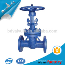 DIN Carbon steel Low pressure stem Gate Valve made in China