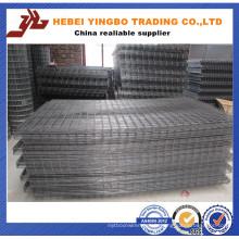 Treillis métallique soudé / treillis métallique galvanisé par Eletro de 120 microns / grillage galvanisé par 500 microns