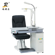 Wb-600A Ophthalmic Unit Equipment Instrument Combined Table and Chair