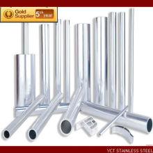 2024 T6 anodizado tubo de alumínio redondo / quadrado