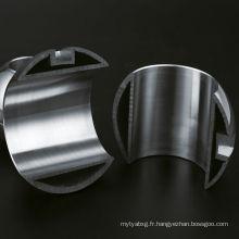 Sphères creuses soudées de valve d'acier inoxydable