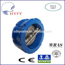 PN10/PN16 cast iron spring check valve