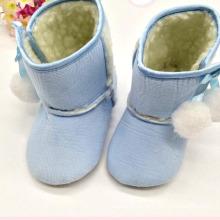 Sapatas de bebê novas do inverno Sapatas infantis dos carregadores do bebê (kx715 (3)