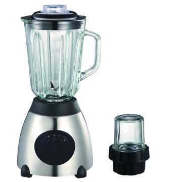 Pembuat Smoothie Juicer Food Blender dengan Glass Jug