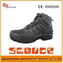 Calçados de segurança de boa qualidade, sapatos de segurança industrial Preço baixo RS007