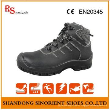Хорошие качественные защитные ботинки, промышленные защитные ботинки Низкая цена RS007