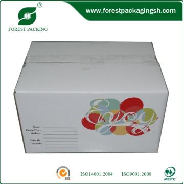 Cajas de cartón de papel corrugado