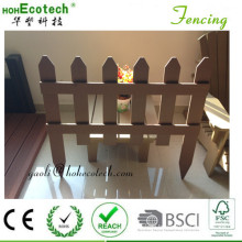 Rodent Free Anti-UV Fencing Outdoor Landscape Building Composite Fencing
