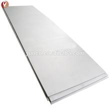 High Quality Pure Tungsten Sheet price per kg