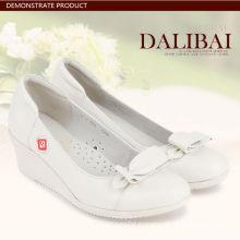 wholesale white colorful women nursing shoes