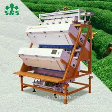 Custo efetivamente ccd classificador de cor do chá / classificador de cor de chá óptico / ccd classificador de cor de chá verde