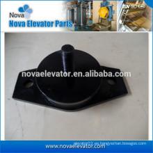 Almohadilla del amortiguador del elevador, cojín de amortiguación para el sistema de la seguridad de la elevación