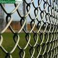Easily+Assembled+PVC+Coted+Galvanized+Chain+Link+Fence
