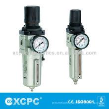 Unités de préparation aérienne Source traitement-XMAW série filtre & régulateur Air filtre combinaison-Air