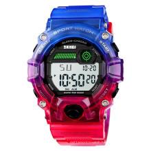 SKMEI 1197 Wholesale Colorful Luminous Digital Sport Watch