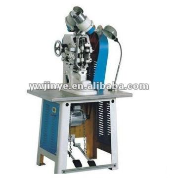 Twin-Kopf-Öse-Maschine (Eyeleting-Maschine, Stanzmaschine)