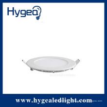 18W ultra léger, le meilleur prix, conduit la lumière du panneau rond