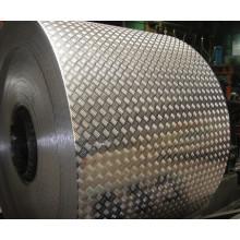Bobine en aluminium gaufré pour l'appareil