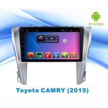 Reproductor de DVD del coche del sistema del androide GPS para Toyota Yaris L pantalla táctil de 10.1 pulgadas con Bluetooth / WiFi / TV