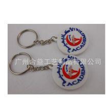 Акриловая брелка, Аксессуары для круглых ключей (GZHY-KC-014)