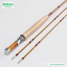 Splitted Tonkin Bambus Fliegen Rod