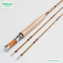 Splitted Tonkin Bamboo Fly Rod