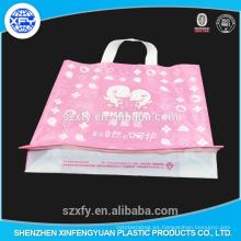 Bolsa de compras reutilizable de alta calidad para paño de embalaje