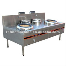 Forno de aço inoxidável livre / utensílios de cozinha