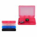 28 in 1 Protective SD Card Box Cartridge Holder Anti Dust Memory Shell For Nintendo 3DSXL 3DSLL 3DS XL LL