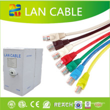 4pairs cordon cordon CAT6 LAN câble