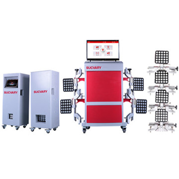 HD Heavy Duty Wheel Alignment Machine