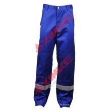 Pantalones repelentes de mosquitos mineros 190gsm para la protección de la industria