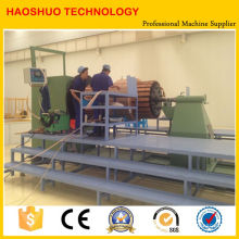 Horizontale automatische Transformator-Drahtspulen-Wickelmaschine