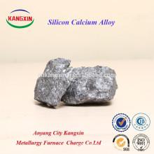 Fabricante Ferro Calcium Silicon for Steel Making