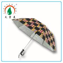 2 plier Portable parapluie parapluie de Patio