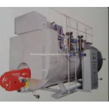 Equipement de chaudière à vapeur industrielle