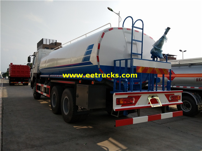 HOWO Spray King Water Tankers