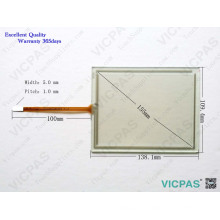 para Siemens A5E00208772 398829 TP177 tela de toque do painel de vidro
